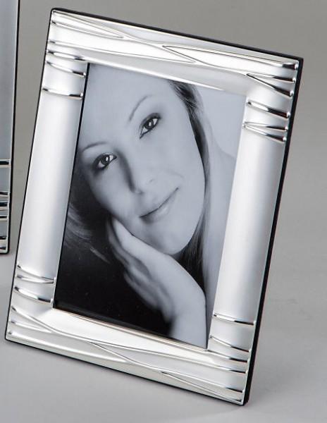 Formano Fotorahmen Silber Linien 10x15cm