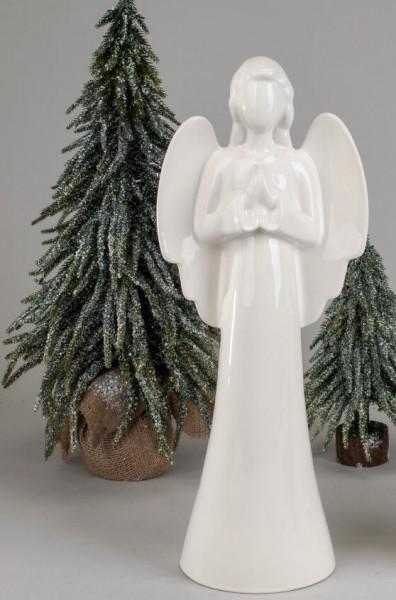 Formano Engel creme glasiert 40cm