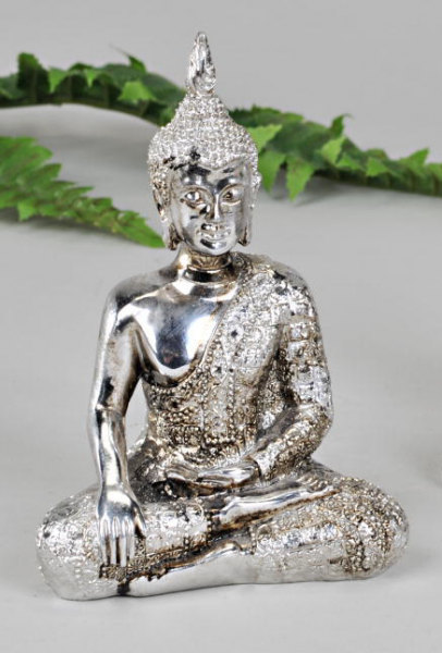 Formano Kunststein-Figur Buddha