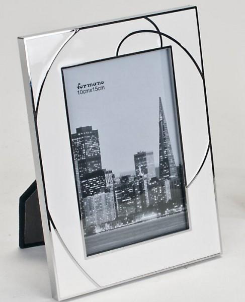 Formano Fotorahmen weiß 10x15cm
