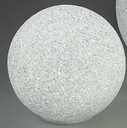 Kunststoff 12cm mit LED-Licht