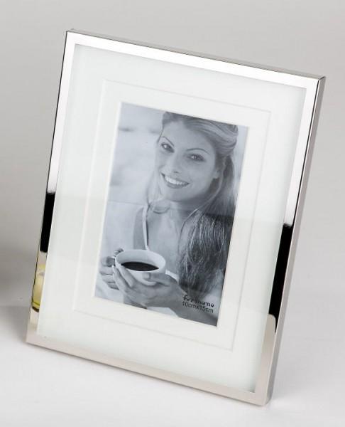 Formano Fotorahmen Aura-Silber 10 x 15 cm