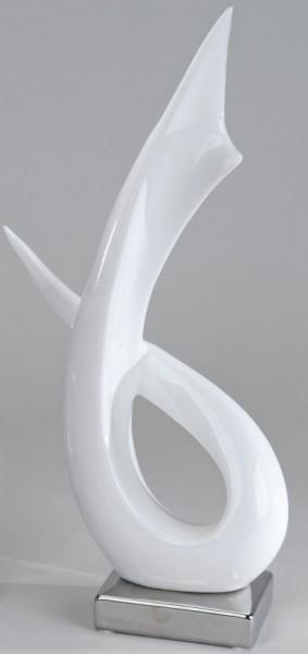 Formano Deko-Objekt weiß 44 cm