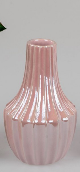 Formano Vase 22cm Sommermix in rosa