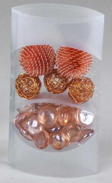 Formano Dose 15cm Deko-Mix orange