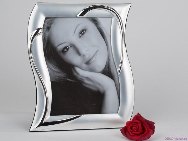 Formano Fotorahmen Silber-Herz 20x25cm
