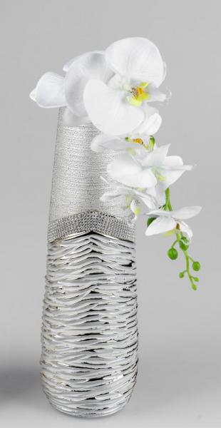 Formano Vase 12x40cm Champagner - Stones