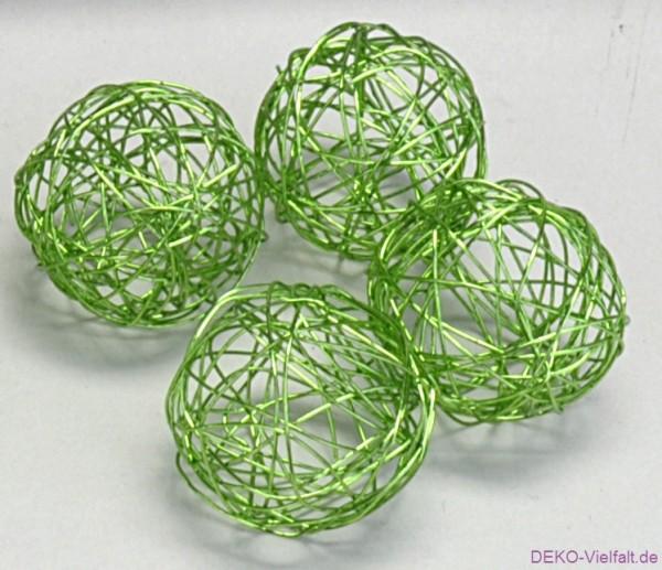 Formano Drahtbällegrün 3cm