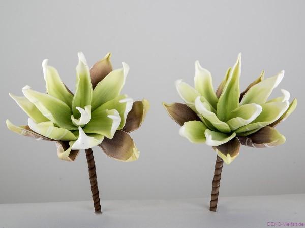 Formano Blütenzweig hellgrün 25cm