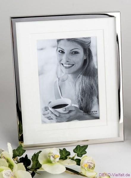 Formano Fotorahmen Aura-Silber 13 x 18 cm