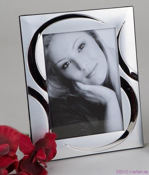 Formano Fotorahmen silber Kreis 13x18cm