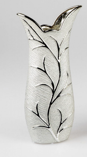 Formano Vase Baum-Champagner 18 x 36cm