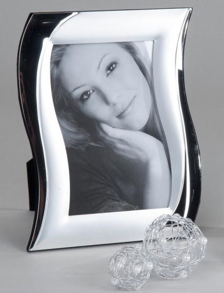 Formano Fotorahmen silber S-Form 13x18cm