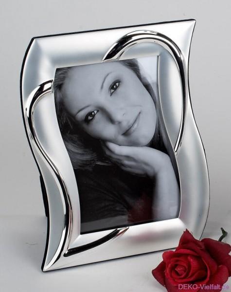 Formano Fotorahmen Silber-Herz 13x18cm