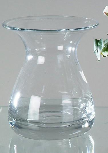 Formano Vase Kristallglas 17 cm
