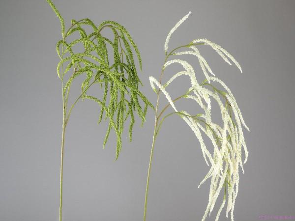 Formano Amaranthuszweig creme 100 cm
