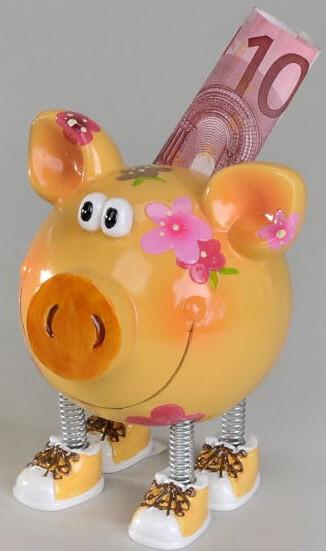 Formano Spardose Schwein 12cm