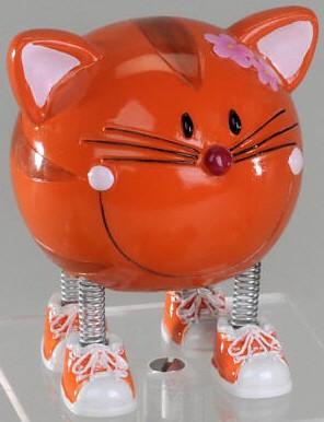 Formano Spardose Katze 12cm