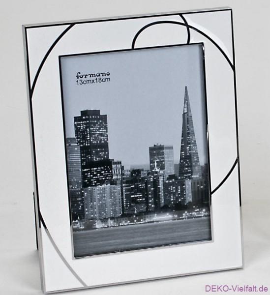 Formano Fotorahmen weiß 13x18cm