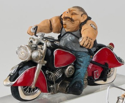 Formano Biker 18x10cm