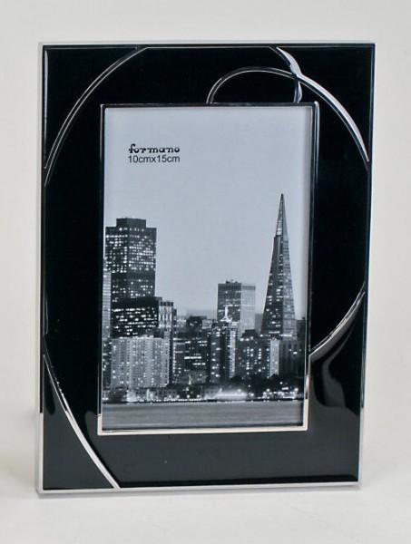 Formano Fotorahmen schwarz 10x15cm