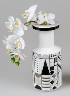 Formano Vase 12x26cm Style-Retro