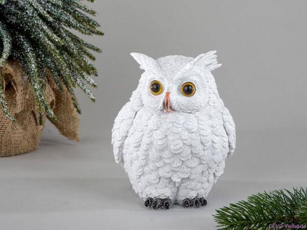 Formano Eule Winterzeit 16 cm