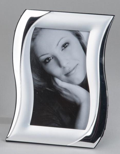 Formano Fotorahmen silber S-Form 10x15cm